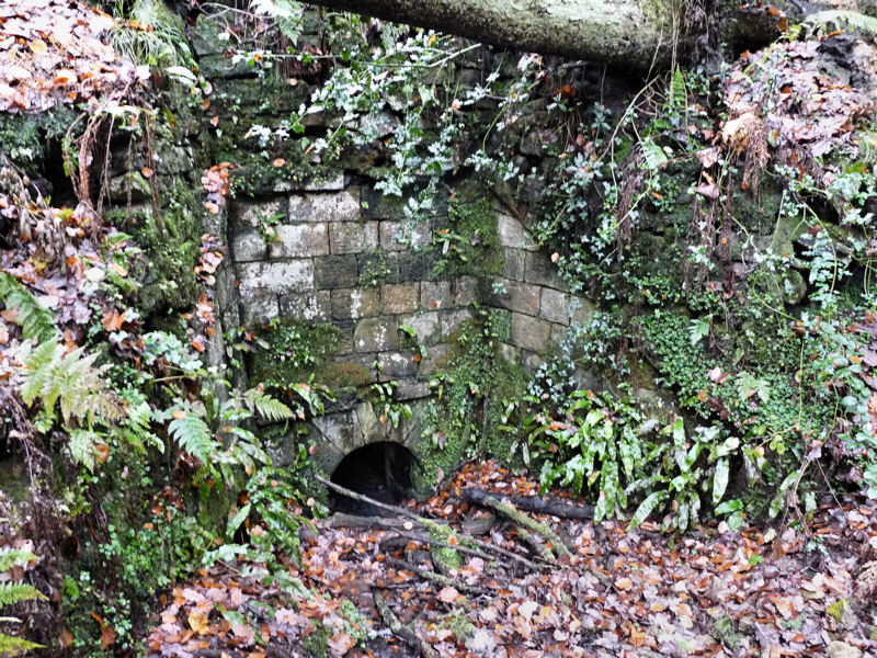 Culvert under Rialway Embankment