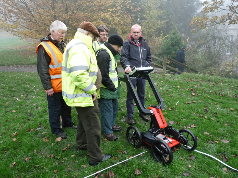 Haigh Hall Survey