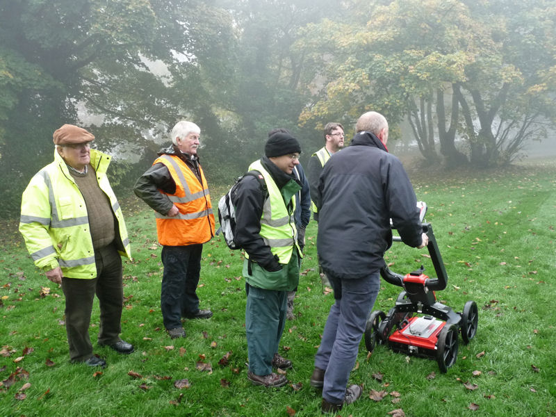 Haigh Hall Survey1