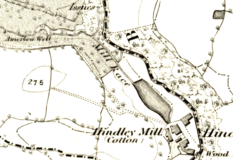 Hindley Mill 1849